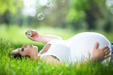 Наддаване на килограми при бременност